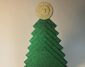 Art Deco inspired Holiday Decoration