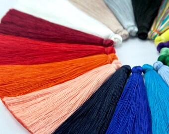 2pc 100mm Beautiful Silk Tassel