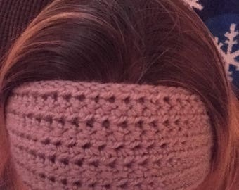 Earwarmer headband head wrap