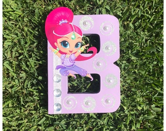 "Sparkle & Shine Darling Letters (8"" or 12"")"