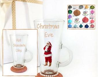 Christmas eve box gifts, christmas eve box fillers, christmas eve gift, christmas eve hot chocolate mug, christmas eve mug, christmas mug,