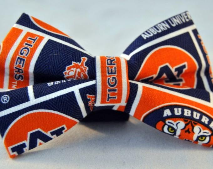 Auburn Bow Tie