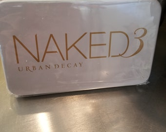 Brand New Urban Decay Naked3 Makeup Brush Set (12 pcs)