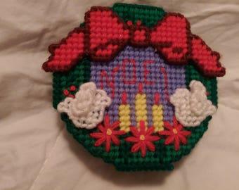 Noel Wreath Coasters