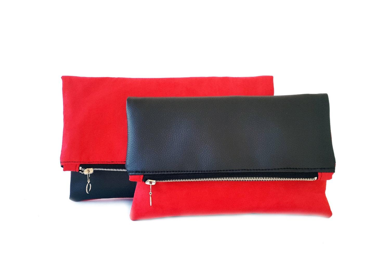 0325bace2e La Bouche Wash Clutch Bag – Black