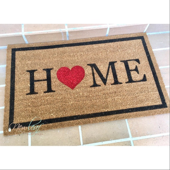 Valentine's Day Door Mat