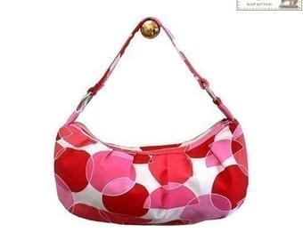 Zippered bag sewing pattern, purse sewing pattern ---PDF