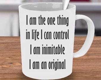 Alexander Hamilton Mug, Hamilton mug,  Musicals mug, custom mug,  I am the one thing, Alexander Hamilton Quote, Hamilton Quote, Hamilton Cup
