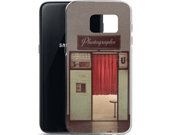 Retro Photobooth Samsung Case