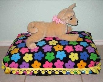 Oh Sew Simple-- Easy Care Pet Bed Cover, Instructional Ebook, Tutorial, PDF, Instant Download