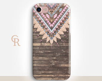 Tribal iPhone 8 Case For iPhone 8 iPhone 8 Plus - iPhone X - iPhone 7 Plus - iPhone 6 - iPhone 6S - iPhone SE - Samsung S8 - iPhone 5