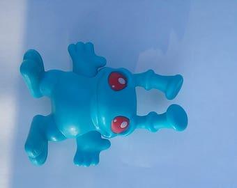 Neopets Blue Grundo BK Toy (2008) & Neopet   Etsy