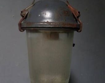 Old Factory Lamps