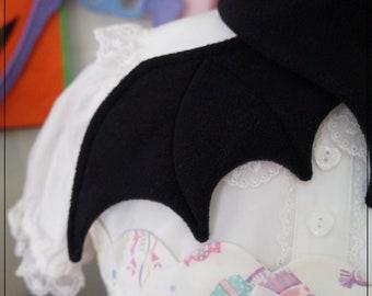 Bat Wing scarf