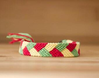 Braid Friendship Bracelet