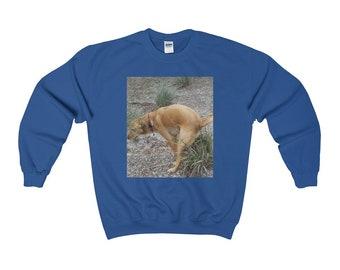 Charlie Dump Crewneck Sweatshirt