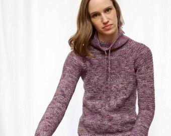 Crochet sweater pattern, crochet pullover, crochet pattern, womens crochet, womens pattern, crochet sweater, sweater pattern, ladies top