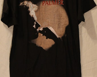MINT Vintage Robert Palmer T-Shirt 1985 Addicted To Love Concert Tour Rare Large New NEVER USED