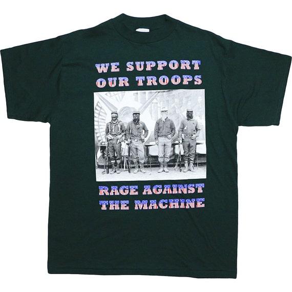 1990s Rage Against The Machine vintage t-shirt, RATM, 90s, black, vtg, tee, rare, metal, rock, hard, band, concert, tour, Zack de la Rocha