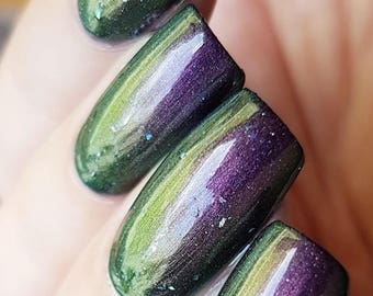 Northern Light ~ uit ruimte collectie Multichrome Holo 10 ML
