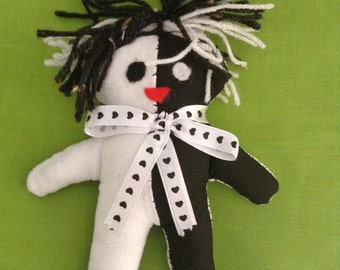 Art doll #3 - Free delivery to the UK
