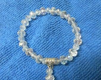 Crystal fantasy bracelet