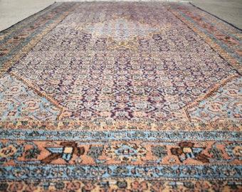 FREE SHIPPING!!! Senneh Rug, Nomadic Rug, Hamadan Rug, Turkish Rug, Persian Rug, Tribal Rug, Oushak Rug   260 x 170 cm / 8.5 x 5.5 ft