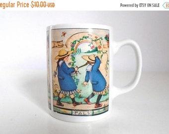 Sale - Vintage ME Mary Engelbreit PALS Coffee Mug