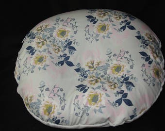 Boppy Lounger Cover- Wild Posy Ethereal With Minky Underside