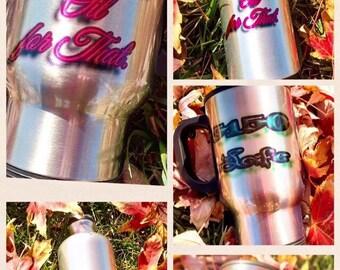 Coffee mug personalized