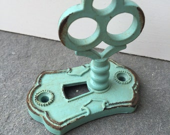Key Hook/ Metal Hook/ Wall Decor / Home and Garden Decor