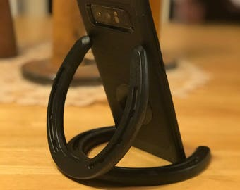 Horseshoe Cell Phone Holder