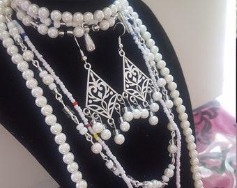 Pearl Handmade jewellery