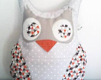 Cotton medium OWL - toy/decoration