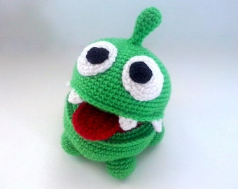 Crochet Om Nom