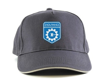 Interstellar: Endurance Logo Sandwich Peak Cap
