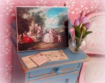 "miniature 1: 12 romantic sign ""Painters lovers"""