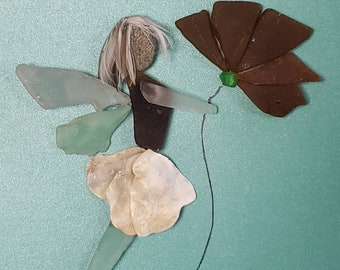 Sea glass fairy #2