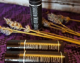 Lavender Spearmint Lip Balm