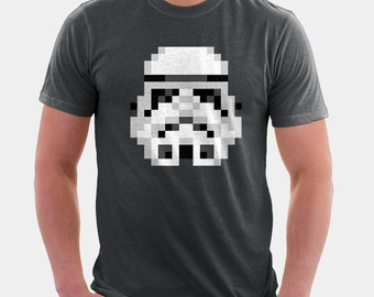 Star Wars Tshirt | Stormtrooper Tshirt | Gifts for Dad | Gifts for Him | Cool tshirts | Starwars tshirt | Gifts for Her | Geek tshirts