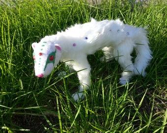 Wairua the spirit ferret