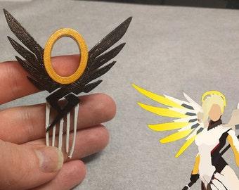 Mercy Hairpin (Overwatch)