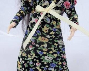 Floral Dress for Heidi Ott Doll