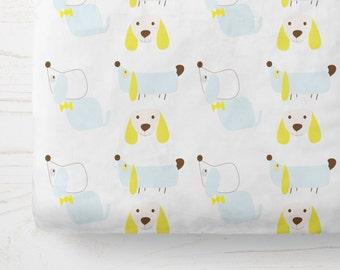 Baby shower gift boy - Boy toddler bedding - Crib sheets fitted - Crib sheets boy - Nursery bedding - Blue nursery decor - Crib bedding sets
