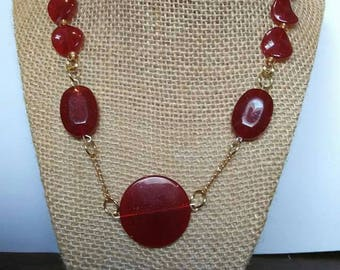 Gryffindor Necklace