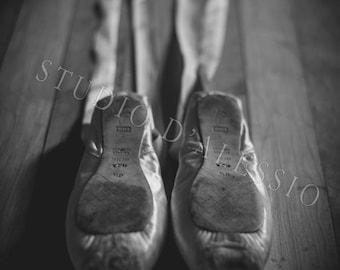 Ballet Pointe Shoes Fine Art Photography Ballet Wall Art