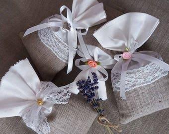 Lavender Bags-Lace Collection