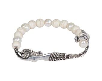Mermaid Found Natural Bracelet