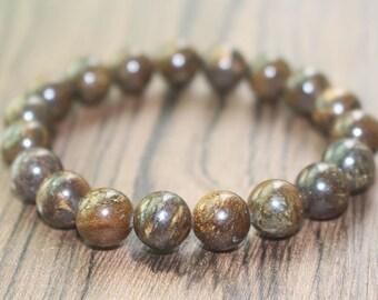 Natural Bronzite Beads Bracelects,Bronzite loose beads Bracelects,Beads Bracelects Supply,Jewelry Bracelects