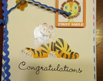First Smile-Congratulations